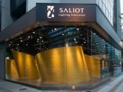 田町に新型LED照明「サリオ」ショールーム 200台超の照明を展示