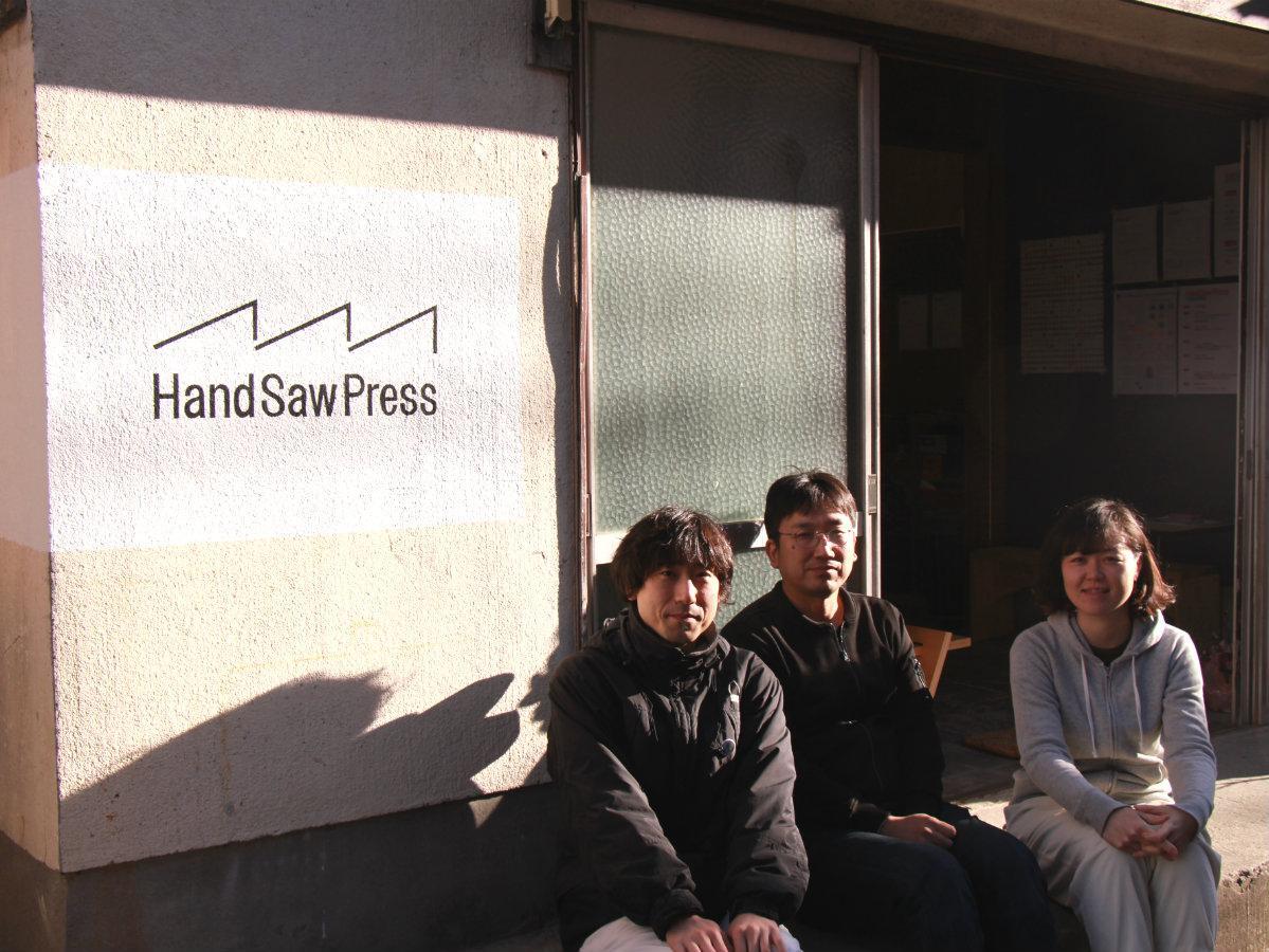 左から菅野信介さん、小田晶房さん、安藤僚子さん