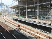 品川駅・京浜東北線で線路切り替え工事 4番線を使用停止、一部路線に運休も