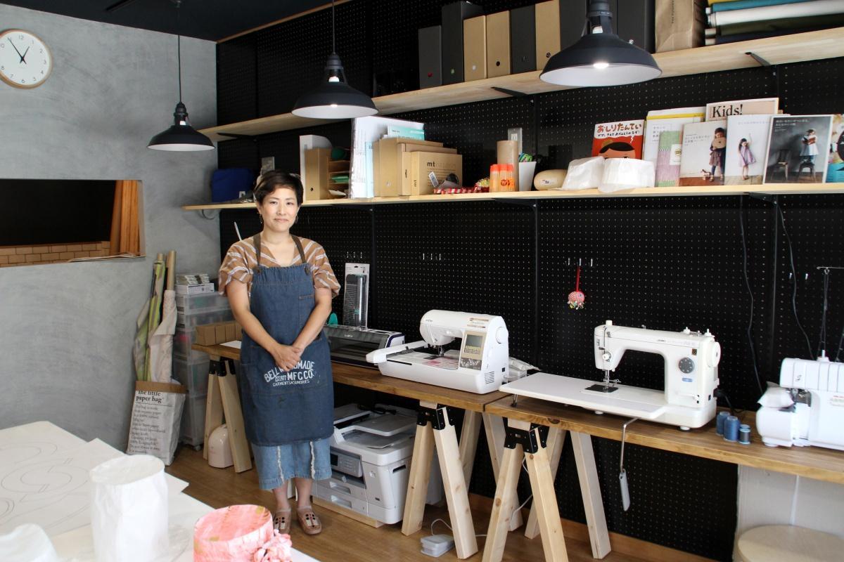 代表の上田睦さん