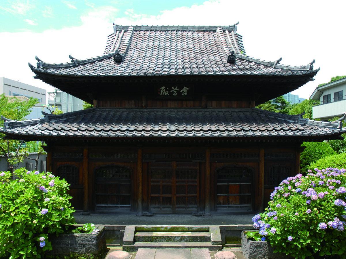 沢庵和尚が創建した東海寺(写真提供:品川区立品川歴史館)