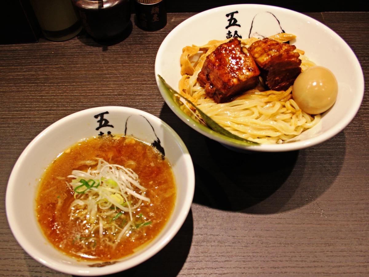「五輪洞つけ麺」(1,150円)