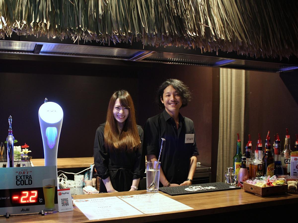 「Bali resort LIMA」のスタッフ