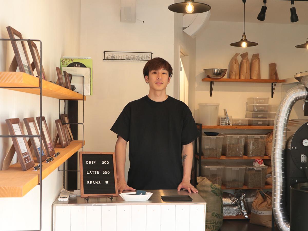 「NOG COFFEE ROASTERS」代表・野口航太さん