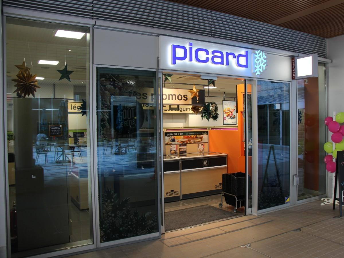 「Picard(ピカール)武蔵小山店」の外観