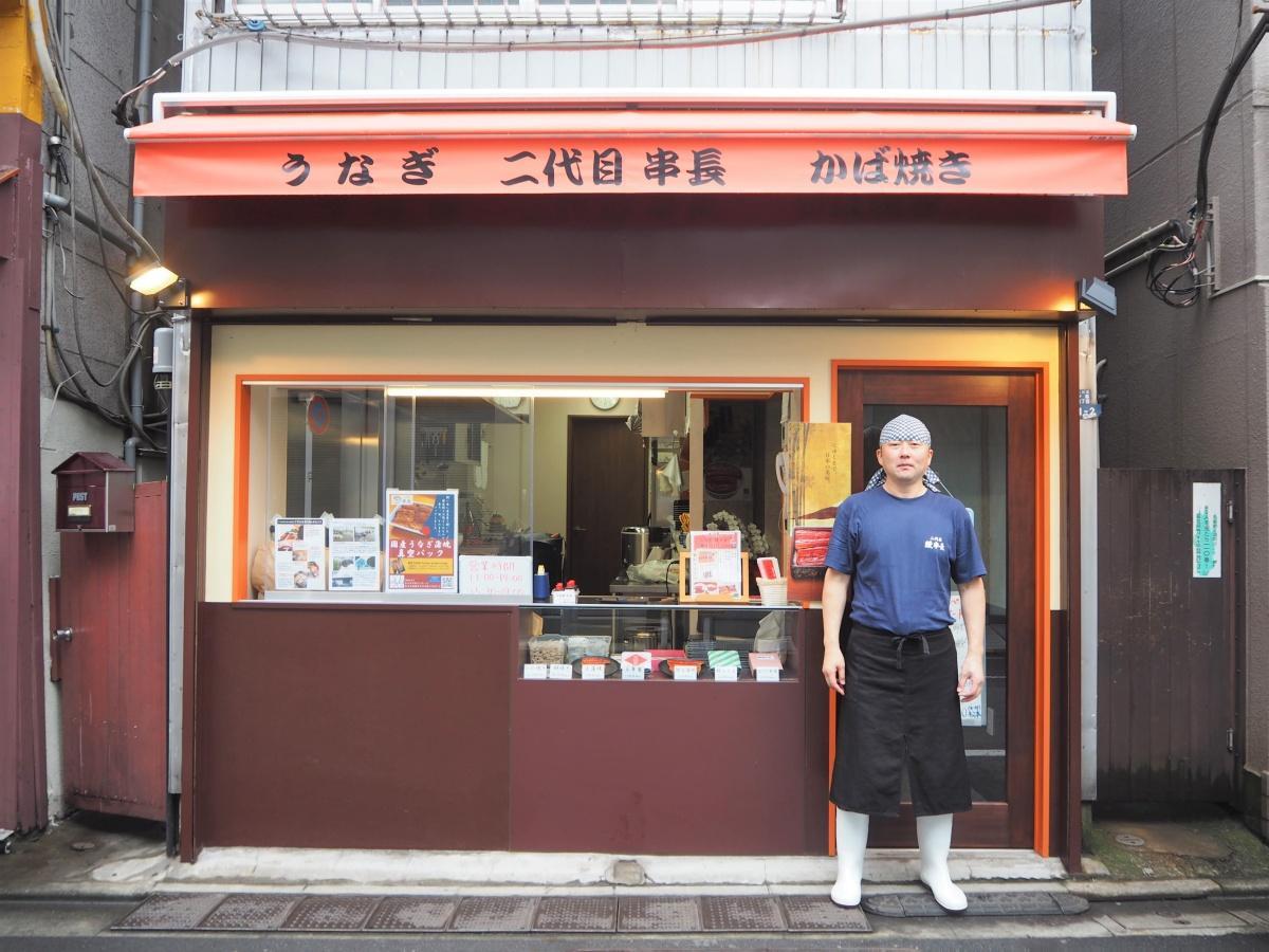 オーナーの松本勇二郎さん