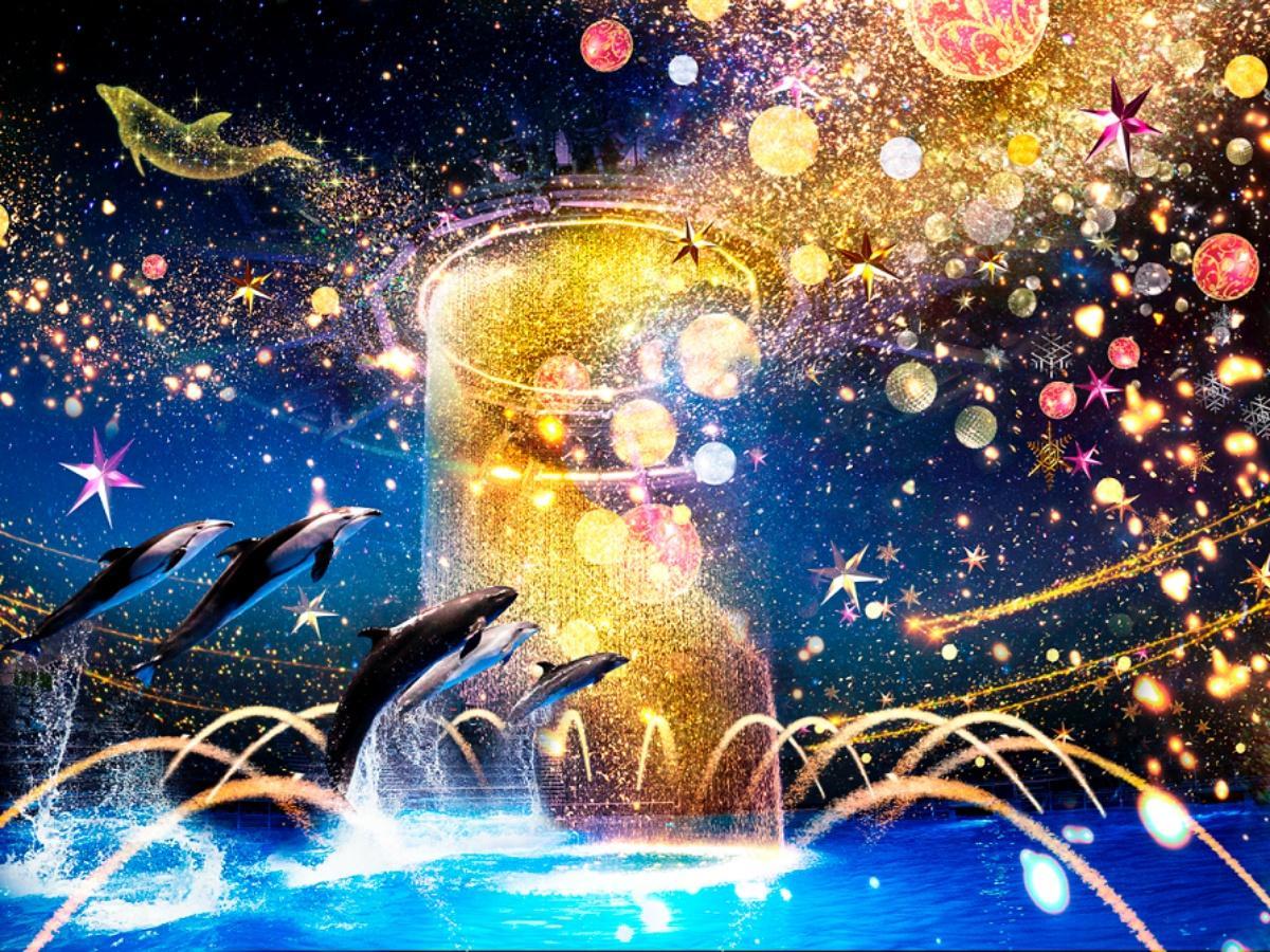 「Bright Christmas Party(ブライト クリスマスパーティー)」(提供:横浜八景島)