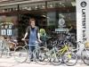戸越銀座に自転車専門店「ラテストバイク」 無料の空気入れや修理も