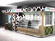 新橋駅構内に北海道物産店2店舗-スイーツ特化の新業態も