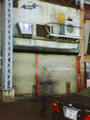 人気店同士がコラボした新しい試み「ヒノマル食堂つけ麺なおじ」の予定地。