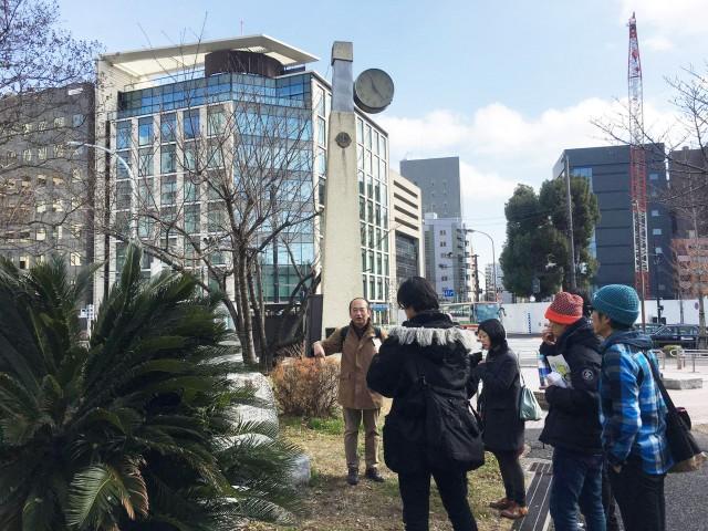 虎ノ門で街歩きイベント コソボ大使館から浜松町へ