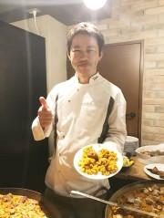 西新橋にまきで炊くパエリア専門店 国際大会受賞経験のシェフが開店