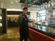 新橋でUCCが「コーヒー夏祭り」 コーヒーかき氷やカプチーノ作り体験も