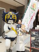 虎ノ門のスムージー店がコーヒー店とコラボ ご当地キャラ「カモ虎課長」とも