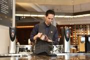 新橋に上島珈琲の新コンセプトショップ ハンドドリップで日本の喫茶文化を