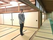 新橋で美術商が集う「アートフェア」 都心ビルの中に日本庭園と茶室