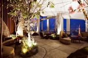 虎ノ門ヒルズ「アンダーズ 東京」で地上250メートルの花見 春の限定コース料理も