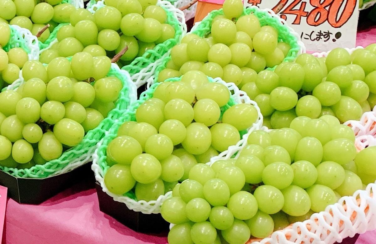 全国の旬の果物を提供する「めるかど」