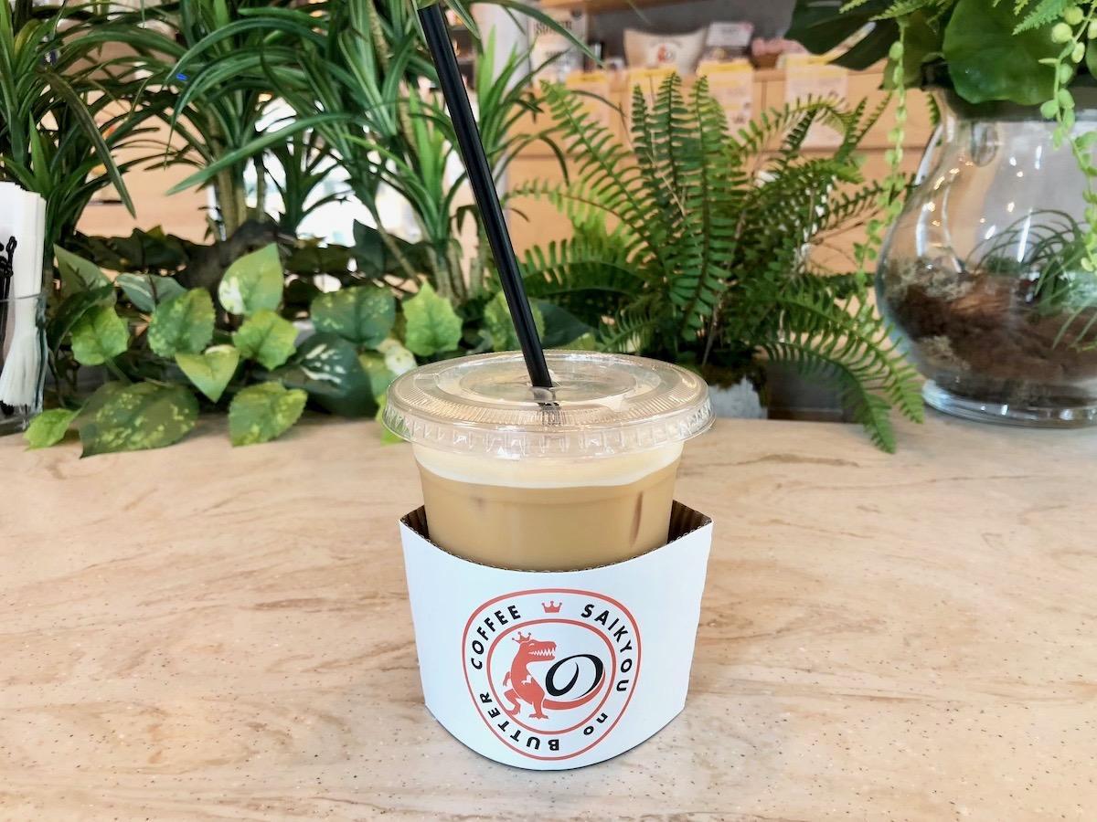 池袋 最強 店 の バター コーヒー
