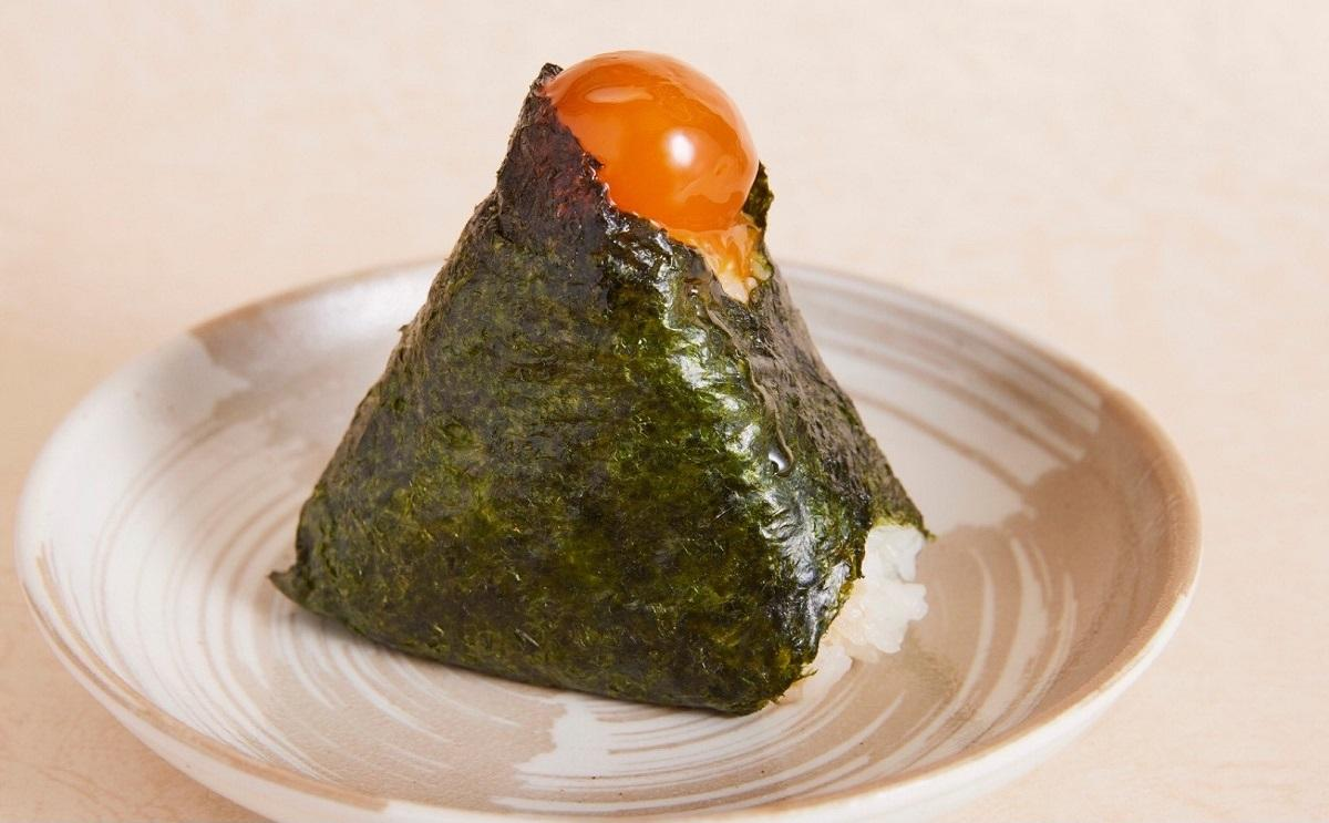 「卵黄しょうゆ漬け」