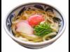 新橋・せとうち旬彩館で香川発祥「年明けうどん」 赤いあん餅入りで紅白を