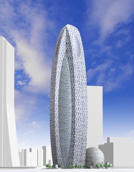 ブックファースト新宿店(仮称)が入居を予定する「モード学園コクーンタワー」