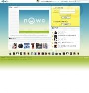 ライブドア、初心者向けブログサービス「nowa」を発表-SNS機能も