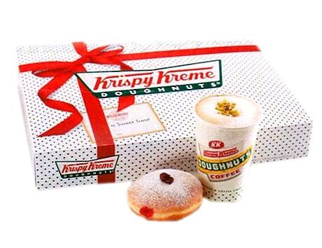 クリスマスのスペシャル感を演出する限定デザイン「ダズンボックス」。大きなリボンや名前を書き込めるメッセージカードのプリントが特徴