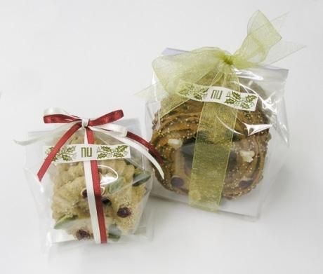 クリスマスにオーガニッククッキーと漢方茶-薬日本堂新宿店で販売