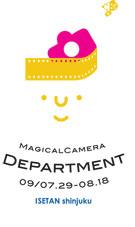 伊勢丹新宿店にトイカメラ限定ショップ-デジタルトイカメラや雑貨販売