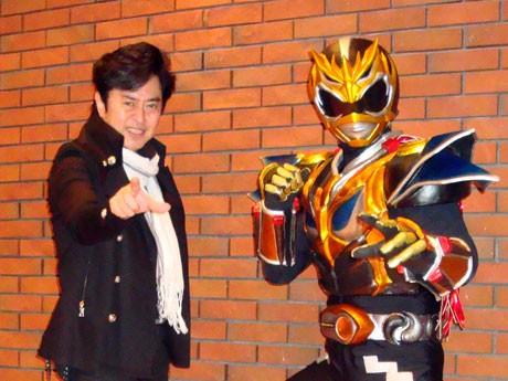 水木一郎さんと「超神ネイガー」