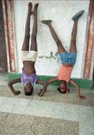 「子どもたちが写したキューバ」-コニカミノルタプラザで写真展