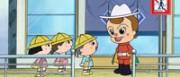 新宿区の交通安全アニメに「新宿シンちゃん」-やなせたかしさん制作