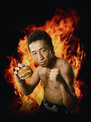 日本中に感動を与えた内藤選手