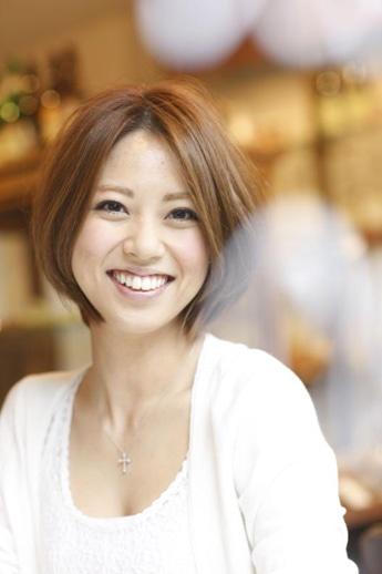 人気スタイリスト楠玲子さん©アルページュ新宿高島屋店