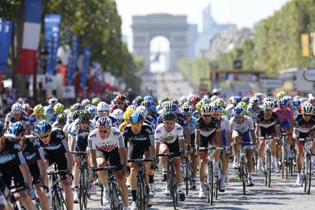 初開催となる「サイクルフェスタ」のイメージ