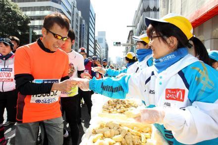(C)東京マラソン財団