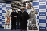 新宿で「文豪ストレイドッグス外伝」トークショー スピンオフ作品発売で