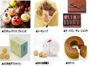小田急百貨店の和洋菓子売り場がリニューアル 東日本初出店ブランドも