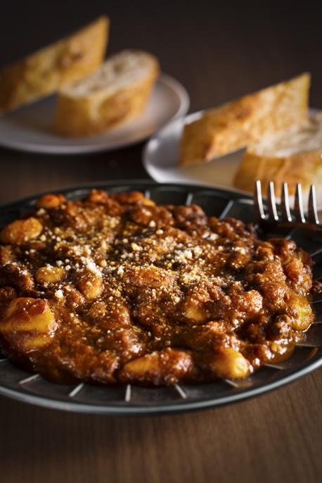 ルパンお手製ジャガイモのニョッキ 特製ボローネ風ラグーソース