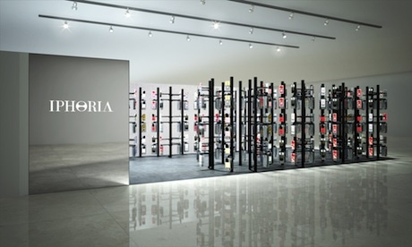 ルミネエスト新宿に「アイフォリア」 ベルリン発のiPhoneケース