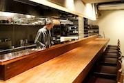 高田馬場に天ぷらとそばを提供する小料理店 夜は甘熟豚のしゃぶすきも
