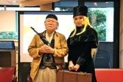 新宿の宝飾店に「ユートレジャー」限定ショップ 松本零士さん新作コレクションも