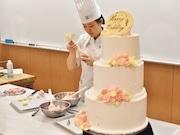 高田馬場の東京製菓学校で「学生祭」 上生菓子やパンの実演販売も