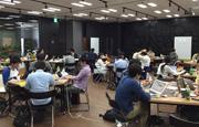西新宿でIT関係者が作業・交流する「もくもく会」 転職や就活のきっかけにも
