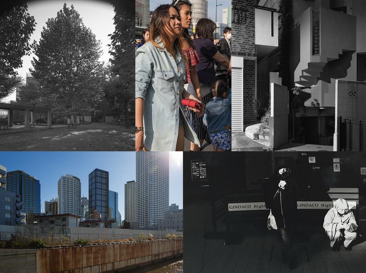 5人それぞれの視点で捉えられた新宿、代々木の風景 © 2018 新宿・代々木 写真プロジェクトM