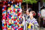 新宿駅新南口に着物レンタル「バサラ」 利用客増で移転
