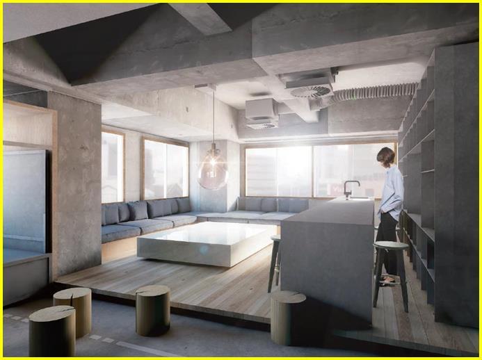 新宿にオープンする予定の「12 SHINJUKU」のイメージ