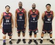 新宿の3人制プロバスケチーム「サンカク」、プロリーグ開幕戦は準決勝で敗退