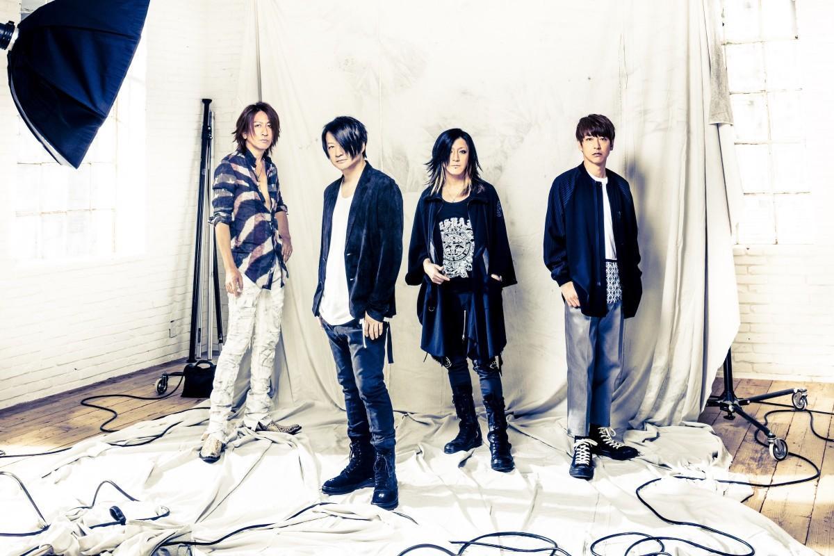 GLAY特集、新宿東口・ユニカビジョンで上映